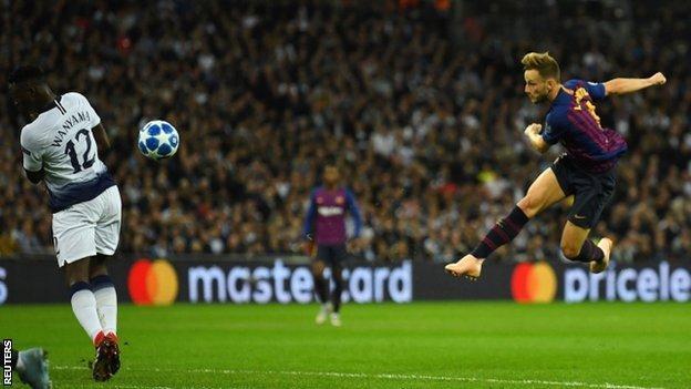 Ivan Rakitic goal