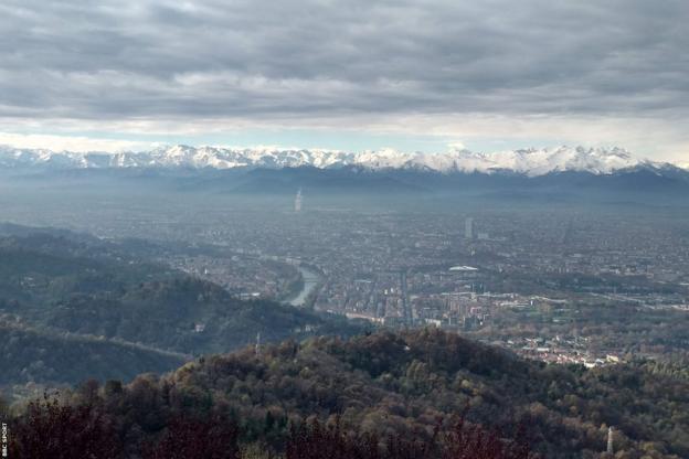 Superga hill