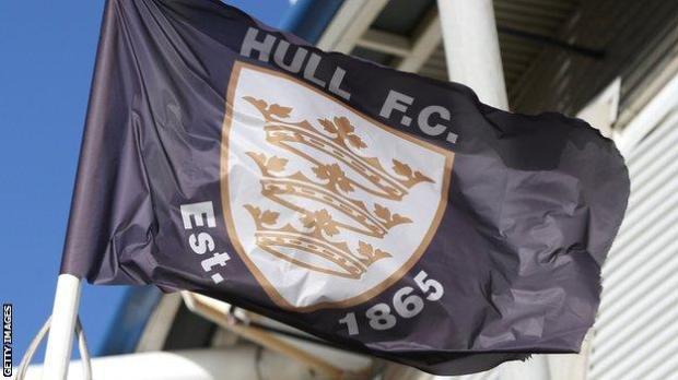Hull FC flag