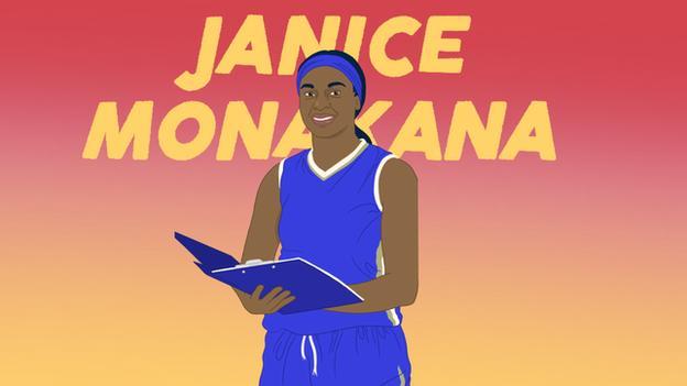 Janice Monakana