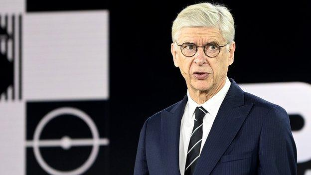 Arsene Wenger: Play World Cup and Euros every two years and 'kick all the  rest out' - BBC Sport