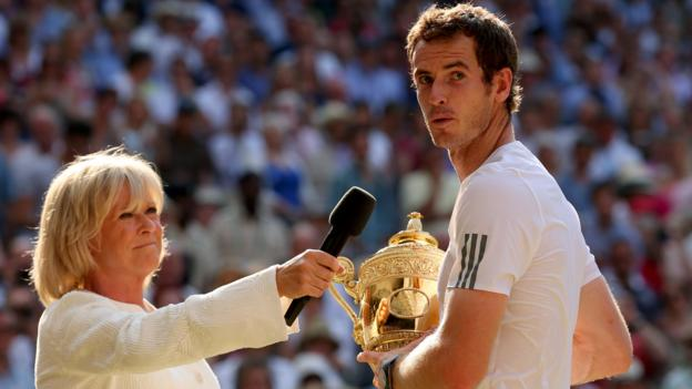 Andy Murray: Briton's retirement will be 'devastating', says Sue Barker 1