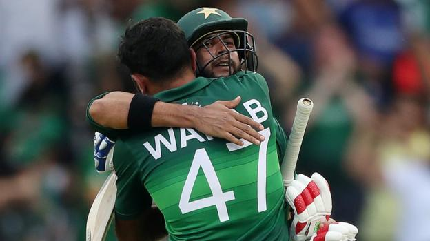 Pakistan beat Afghanistan in Cricket World Cup thriller at Headingley 1