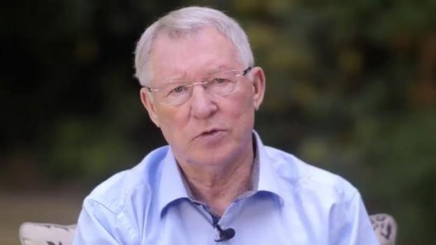 Watch: Former Man Utd manager Ferguson thanks hospitals after surgery 1