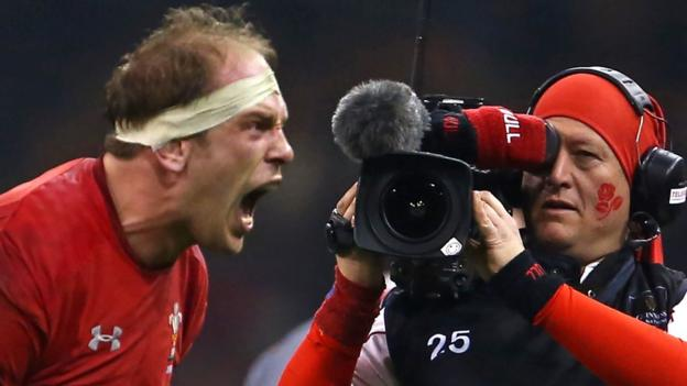 Image Result For Wales England Warren Gatland Masterminds Famous Win In Cardiff