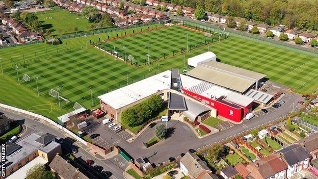 Melwood training ground