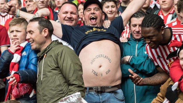 Sunderland Til I Die Season Two Five Things To Look Out For