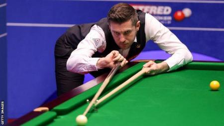 World Snooker Championship: Mark Selby Beats Mark Allen, Shaun Murphy Sees  Off Yan Bingtao - BBC Sport