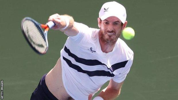Andy Murray has won three Grand Slams - Wimbledon twice and the US Open in 2012