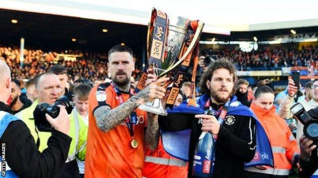 Luton Town returned to the Championship for the 2019-20 season after winning League One