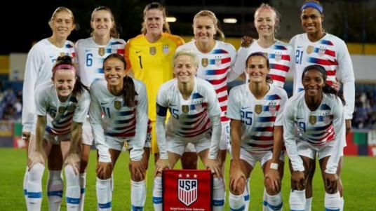 US women's national team take legal action over discrimination ...