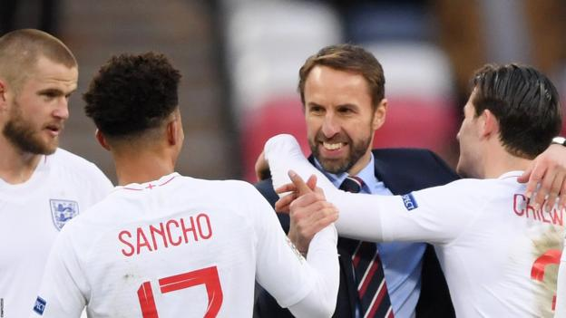 Nations League: England to face Netherlands in semi-finals 1