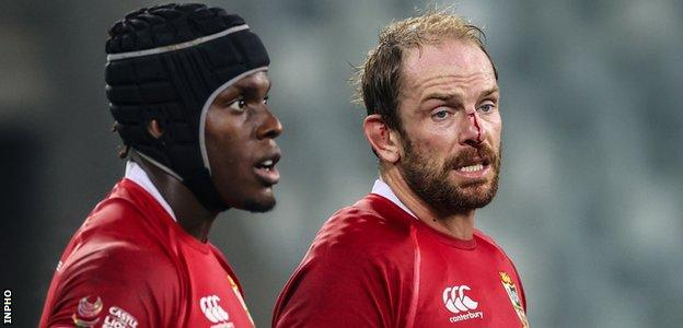 , Gatland's Lions selections were not based on form, says Ireland lock Henderson, The Evepost BBC News
