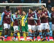 Video: Aston Villa vs Norwich City