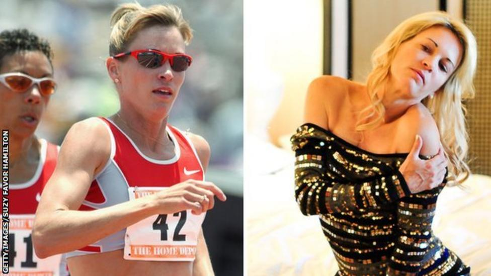 Suzy Favor Hamilton left athletics in 2005 when she became pregnant but eventually ended up working as an escort