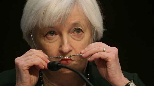 Bà Janet Yellen, Chủ tịch Ban điều hành Cục Dự trữ Liên bang Mỹ