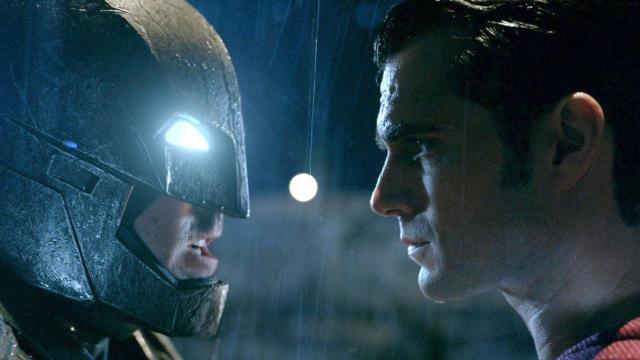 Batman v Superman: Dawn of Justice (Credit: Credit: Atlaspix / Alamy Stock Photo)