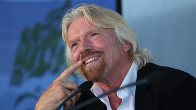 Virgin Group's Richard Branson says personality is key in hiring. (Paul Kane/Getty Images)
