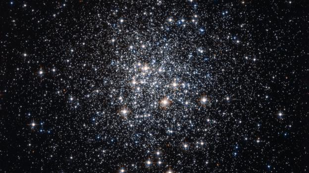 General relativity works for big things like stars (Credit: NASA/ESA/Hubble/HPOW)