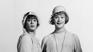 Tony Curtis and Jack Lemmon (Credit: Alamy)
