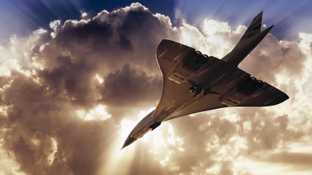 Concorde (Copyright: SPL)