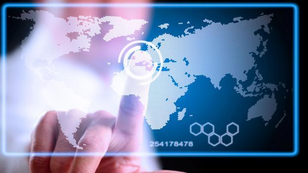 Data visualisation reshaping view of global health
