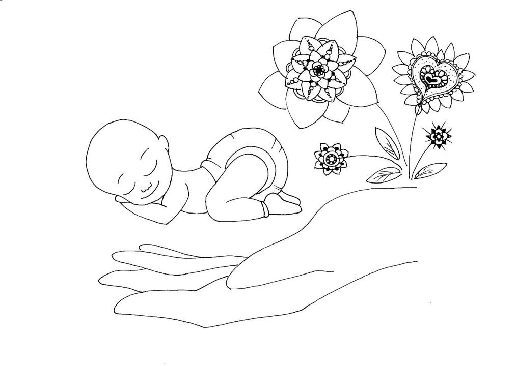 Geburtsurlaub: Für entspannte Babys.