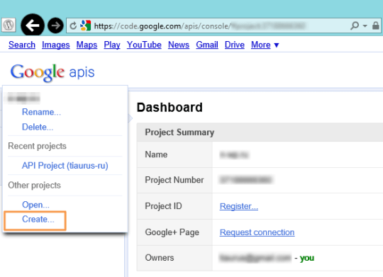 Google Adsense Dashboard for WP