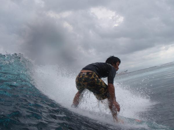 サーフィン-ムーブメント