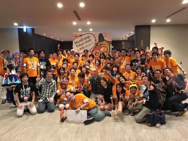 WordCamp2016 ワードキャンプ スタッフ ワードプレス WordPress
