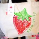 イチゴ探偵|「秘密の苺 MICO E×Chimicrew」のバッグに「Sweets3D」の長財布!ストロベリーフェスティバルでいちごグッズ!