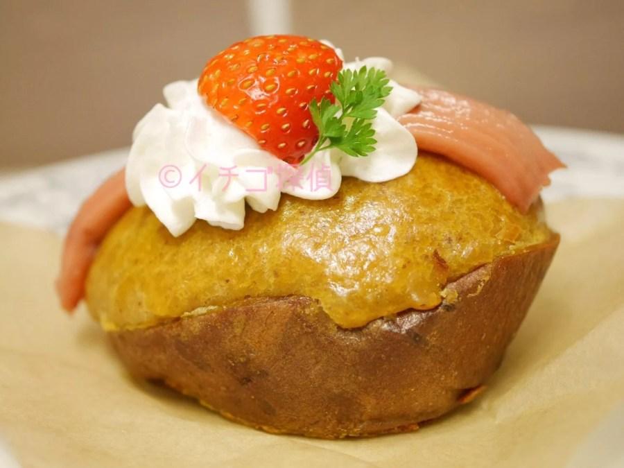 イチゴ探偵|らぽっぽファームの「旬いちごの焼き芋スイートポテト」を夜のおやつに!