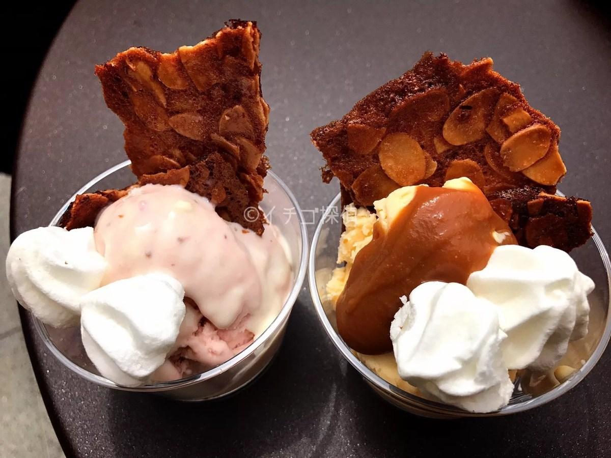 イチゴ探偵|アッシュカフェの苺のフレンチアイスクリーム!渋谷キャストに日替わりフードトラックが登場!