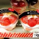 イチゴ探偵|希少な夏苺使用!ミニストップ「夏いちごのショートケーキ」を実食!夏限定の甘酸っぱい国産イチゴ!