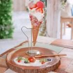 イチゴ探偵|アイスみたいなショートケーキ!代官山「uki-uki cafe」でおしゃピクを満喫!ピクニックランチもオススメ