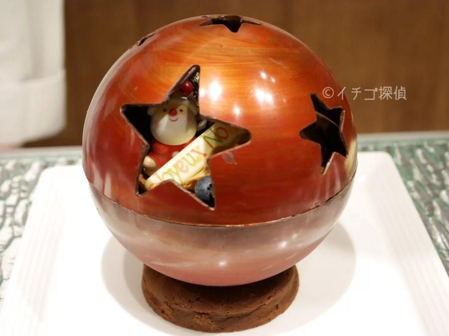 イチゴ探偵|サンタが隠れたショコラケーキに苺ショート!シェラトン・グランデ・トーキョーベイのクリスマスケーキ5種