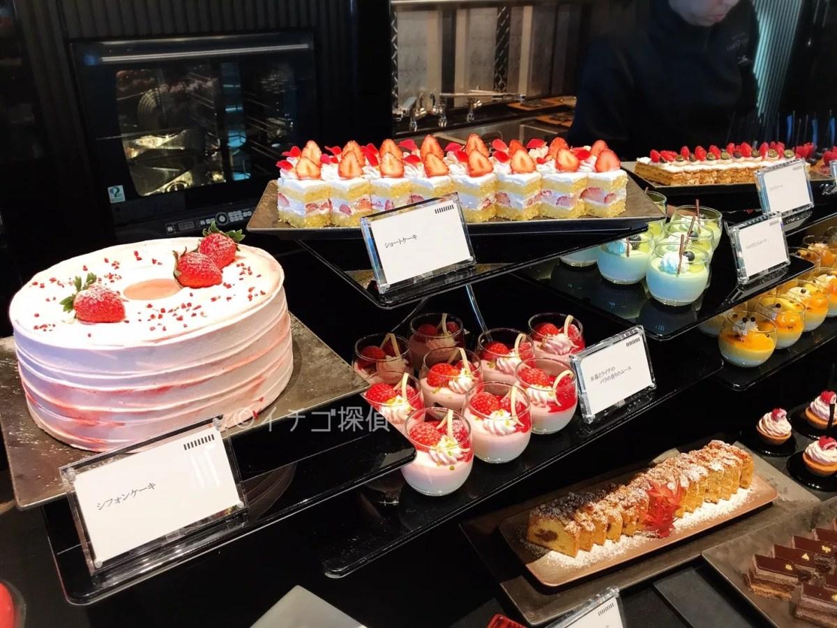 【速報&実食】品川プリンス「TABLE 9」苺ビュッフェ!AWA LOUNGEで最上階の景色も満喫!