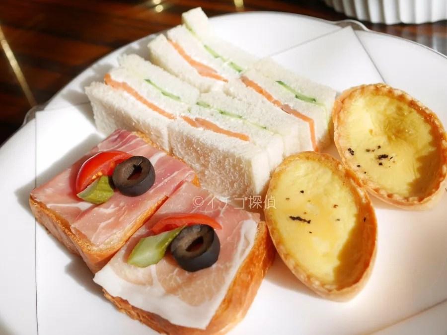 イチゴ探偵 ウェスティンホテル東京「ストロベリーアフタヌーンティー」でイチゴづくしのティータイム!