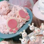 イチゴ探偵|ヒルトン東京お台場 でいちごみるくバニーケーキ!ゆめかわいい「サマーデザートブッフェ」へ!