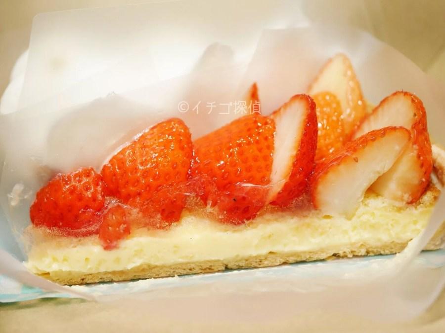イチゴ探偵 【実食】キルフェボン関東限定「なつみずきのタルト」夏いちご使用の贅沢な味わい!
