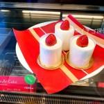 【実食】一部店舗限定!スタバの「キャンドルケーキ」いちごをトッピングしたホリデーシーズンメニュー!