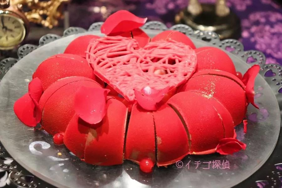 【実食】ヒルトン東京「アリス in ローズ・ラビリンス」薔薇と鏡の美空間でデザートビュッフェに謎解きも!