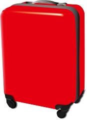 スーツケースの大きさ