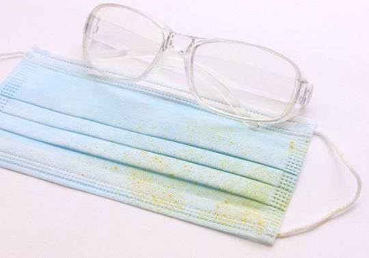 マスクしてもメガネが曇らない方法ってあるの?