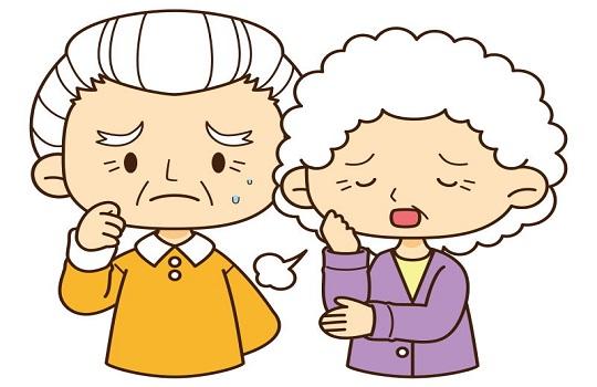 白髪は早老症も原因のひとつです