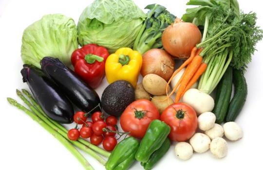 シミやシワを減らす食べ物の一覧