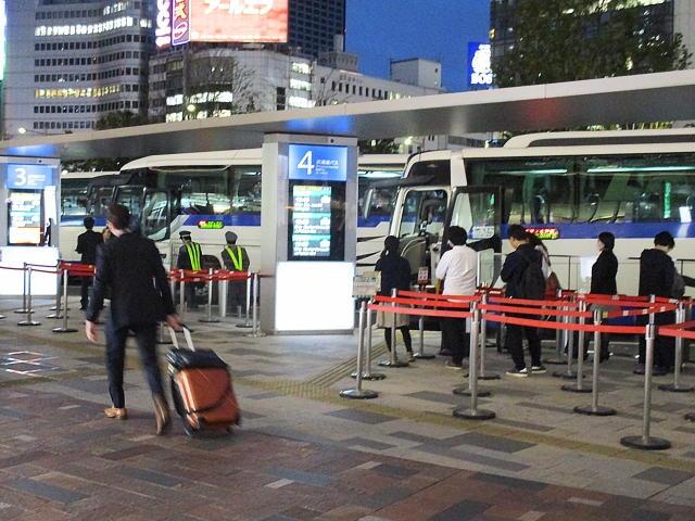 女一人旅の夜行バス