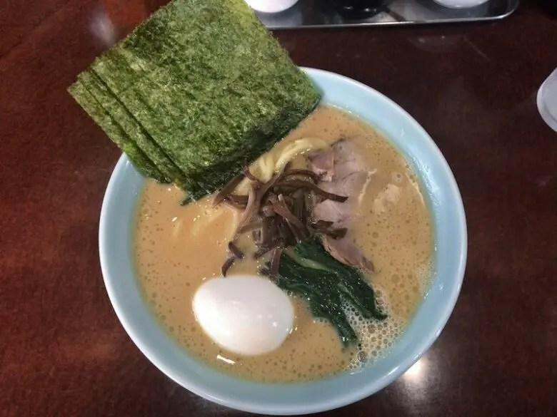 《壱鉄家》JR市川駅周辺で横浜家系ラーメンを食べるならここだ!