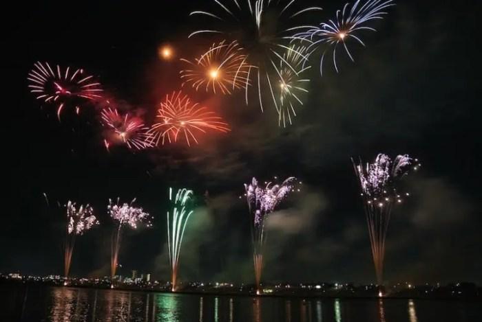 船橋港親水公園花火大会のイメージ