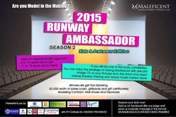 Philippine Auditions 30 June 2015